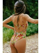 Yellow Citrus - Bikini Adjustable Straps