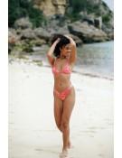 Pink Pomegranate - Bikini Adjustable Straps